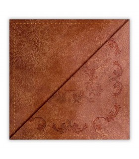 LEATHER - 005. Scrapbooking foglio singolo