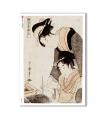 ARTWORK-0091. Artwork Rice Paper for decoupage.