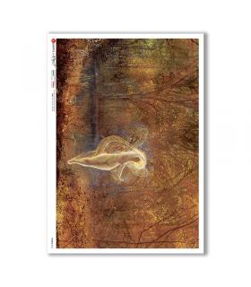 FAIRIES-0065. Rice Paper for decoupage fairies.