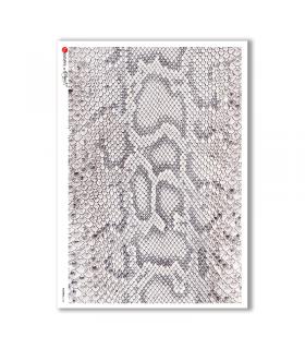 PATTERN-0158. Carta di riso texture per decoupage.