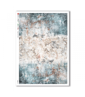 PATTERN-0163. Carta di riso texture per decoupage.