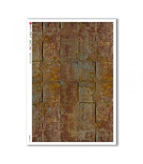 PATTERN-0166. Carta di riso texture per decoupage.