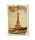 VIEWS-0153. Carta di Riso paesaggi per decoupage