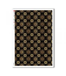 PATTERN-0178. Carta di riso texture per decoupage.