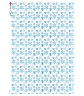PATTERN-0144. Papel de Arroz texture para decoupage.