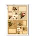 CHRISTMAS_0258. Carta di riso vittoriana Natale per decoupage.