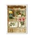 CHRISTMAS_0259. Carta di riso vittoriana Natale per decoupage.