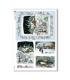 CHRISTMAS_0266. Papel de Arroz Navidad victoriano para decoupage.