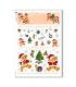 CHRISTMAS_0275. Papel de Arroz Navidad victoriano para decoupage.